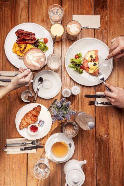 Fordele ved at prøve social dining