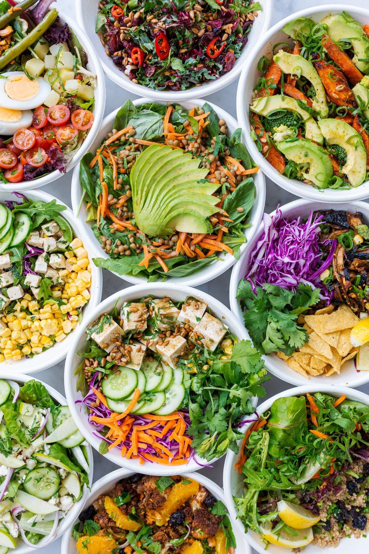 Salater til alle anledninger